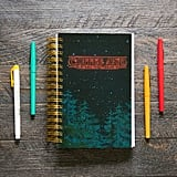 Stranger Things Daily Planner