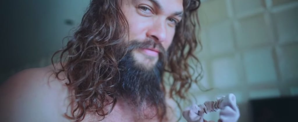 Jason Momoa Behind-the-Scenes Oscars Video 2019