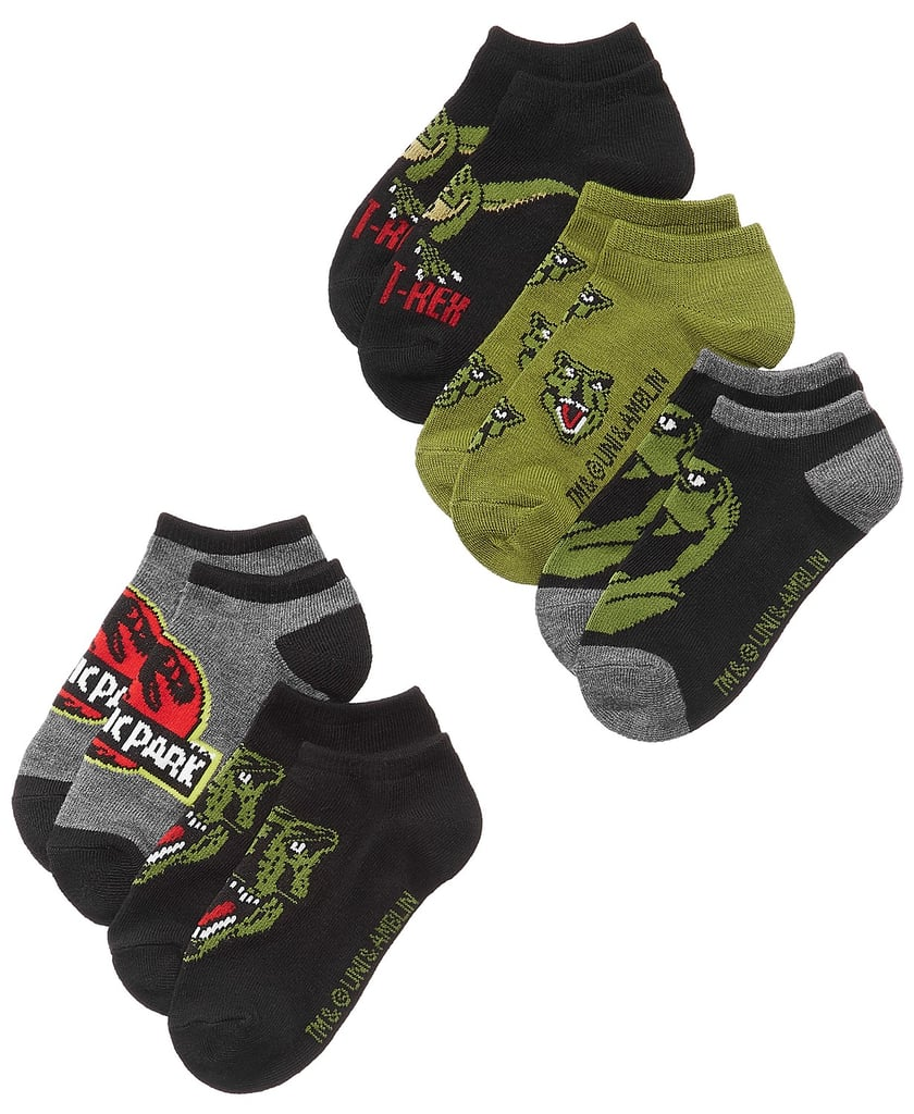 Jurassic Park Socks