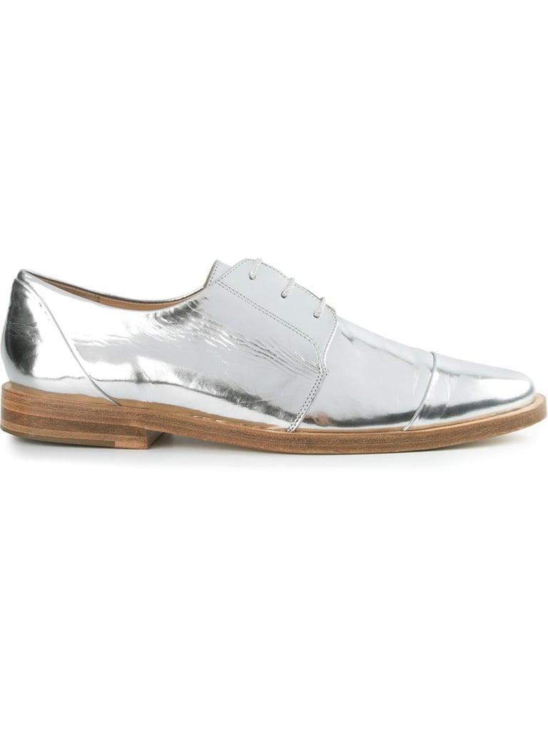 Thakoon Metallic Shoes