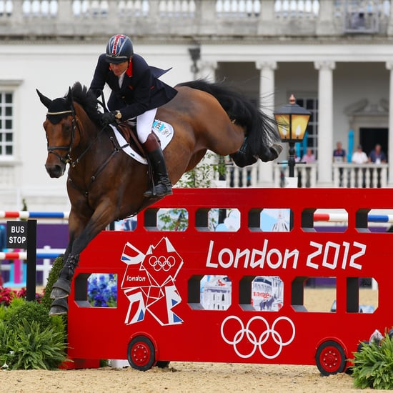 2012 Olympic Equestrian Dressage and Jumping Results
