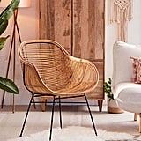 Lillian Rattan Chair