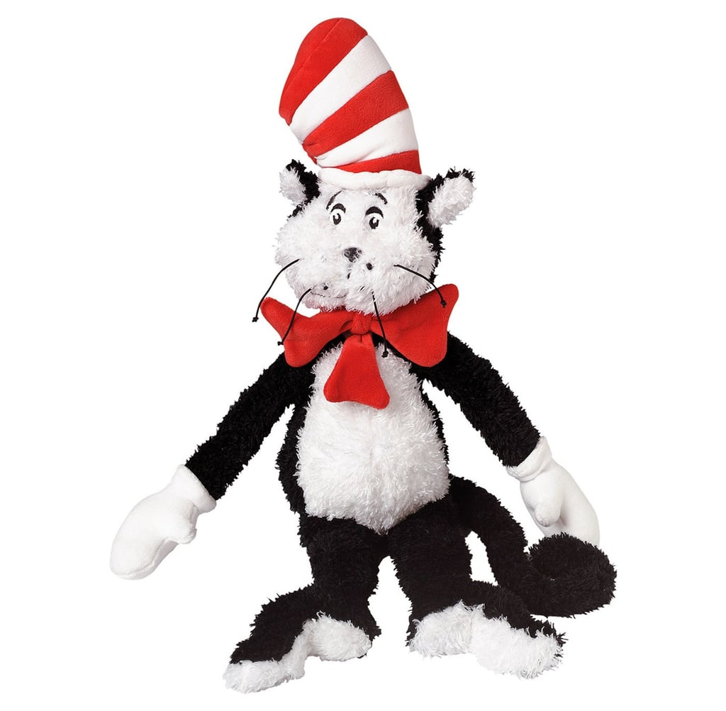 Cat in the Hat Plush Toy