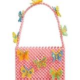 Susan Alexandra Mini Mariposa Beaded Handbag