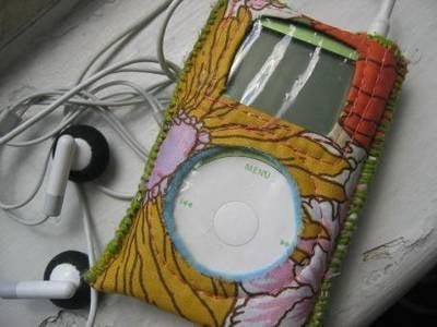 DIY iPod Case