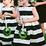 Carrying Mini Wreaths