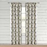 Clearwell Rod Pocket Window Curtain Panel
