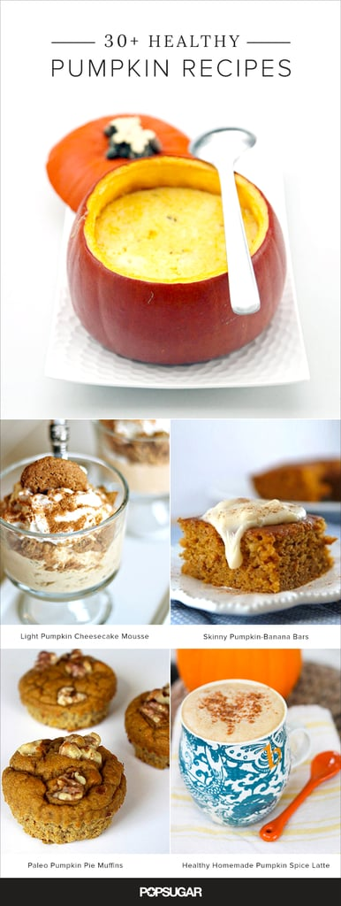37 Pumpkin Recipes You'll Want to Pin Like Crazy