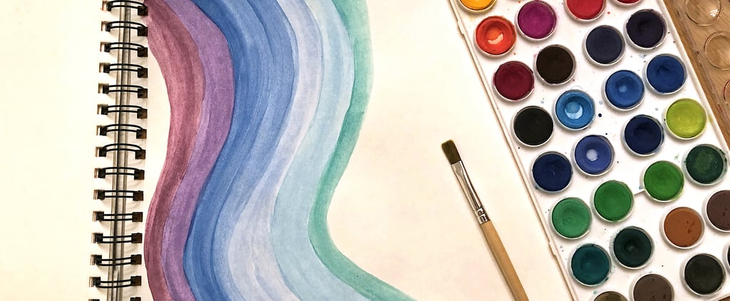 Watercolor Painting: Tips For Beginners, Products You Need