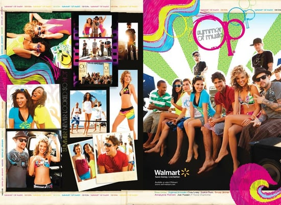Celebrities AnnaLynne McCord, Sophia Bush, Solange Knowles, Joel Madden, Brody Jenner Star in Op's Summer Ad Campaign