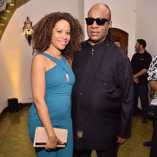 Stevie Wonder and Tomeeka Robyn Bracy Married