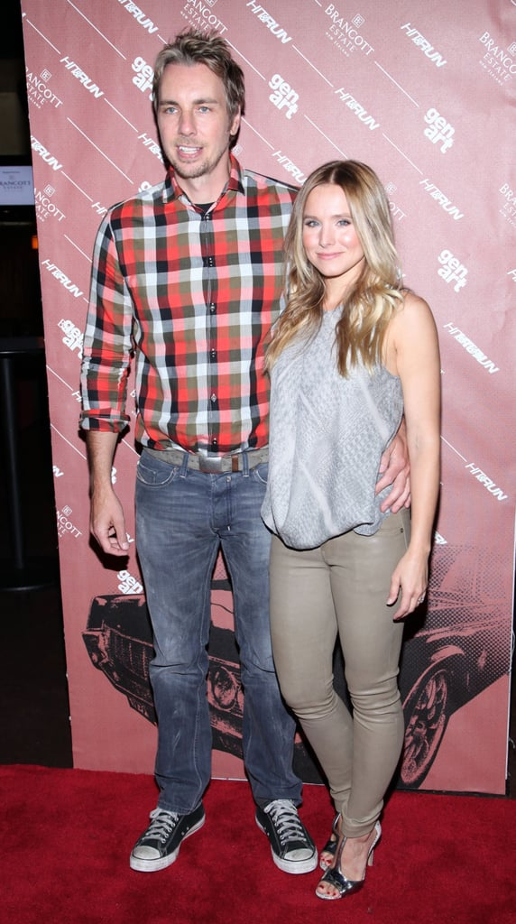 Dax Shepard and Kristen Bell PDA | Pictures
