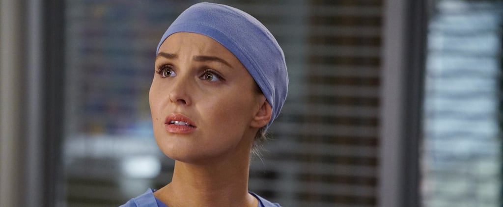 Everyone's in Their Underwear in the Steamy New Season of Grey's Anatomy