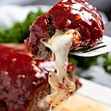 Mozzarella-Stuffed Meatloaf