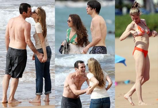 Photos of Modern Family Cast on the Beach