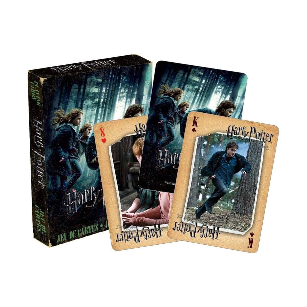 Harry Potter Prisoner of Azkaban Playing Cards