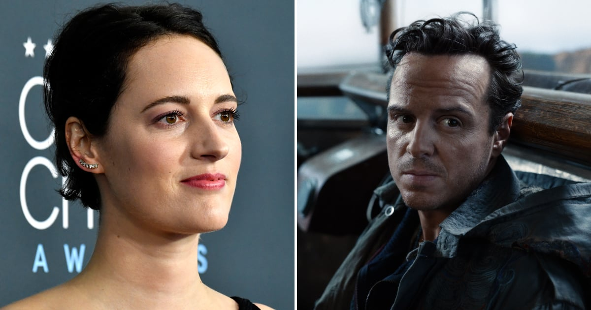 Andrew Scott and Phoebe Waller-Bridge Team Up for His Dark Materials Season 2