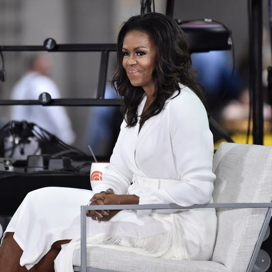 Michelle Obama on the Today Show 2018 Video