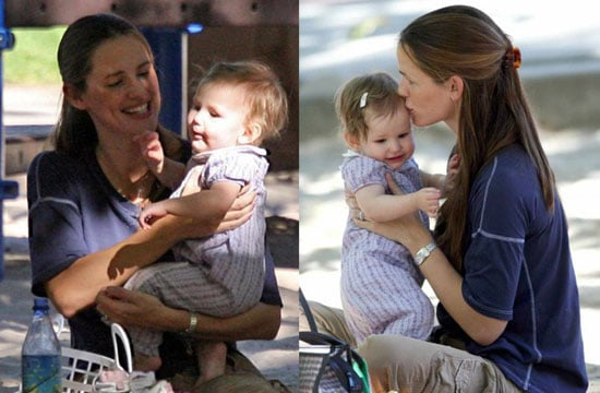 Jen and Violet are the Perfect Pair
