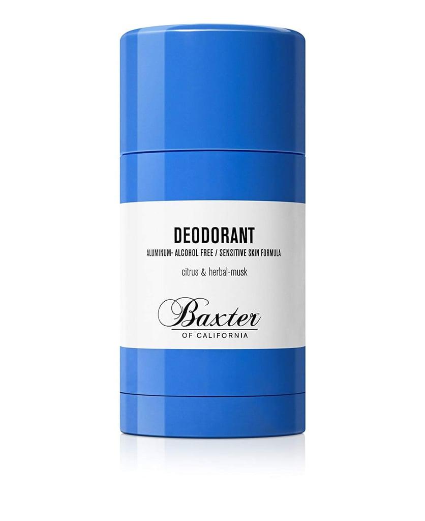 Baxter of California Deodorant, Aluminum Free