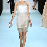 Spring 2011 New York Fashion Week: Isaac Mizrahi