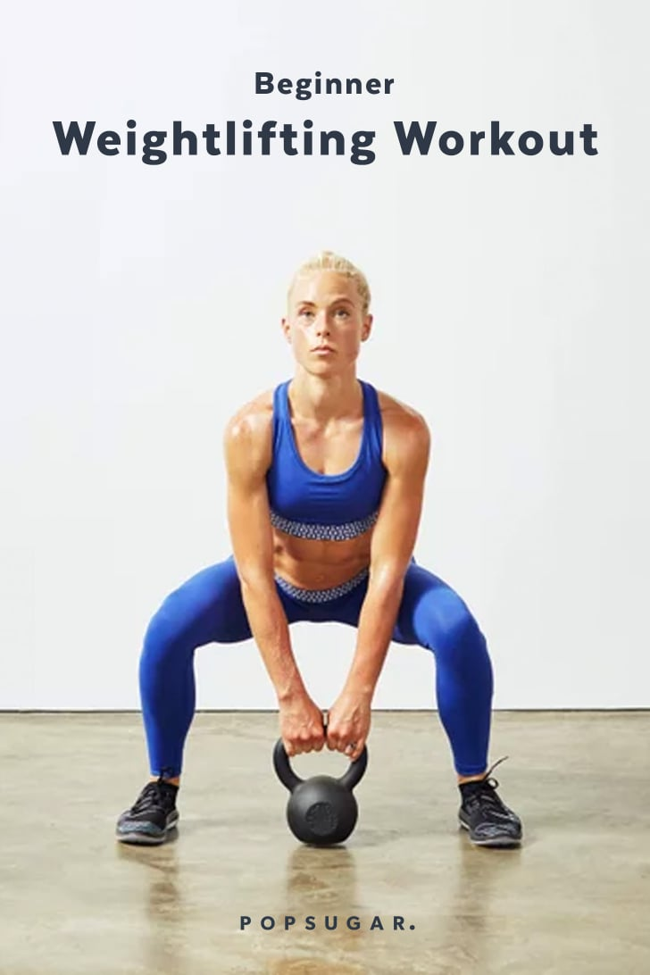 Beginner Weightlifting Plan For Women