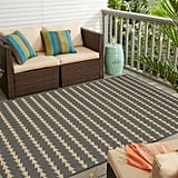 Arrow Stripe Outdoor Rug