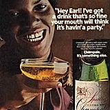 Champagne: truly a party in your mouth.