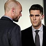 Josh Segarra in Arrow
