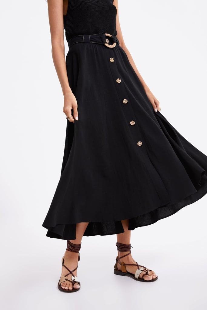 Shop Summer Maxi Skirts Like Jennifer Aniston's Look