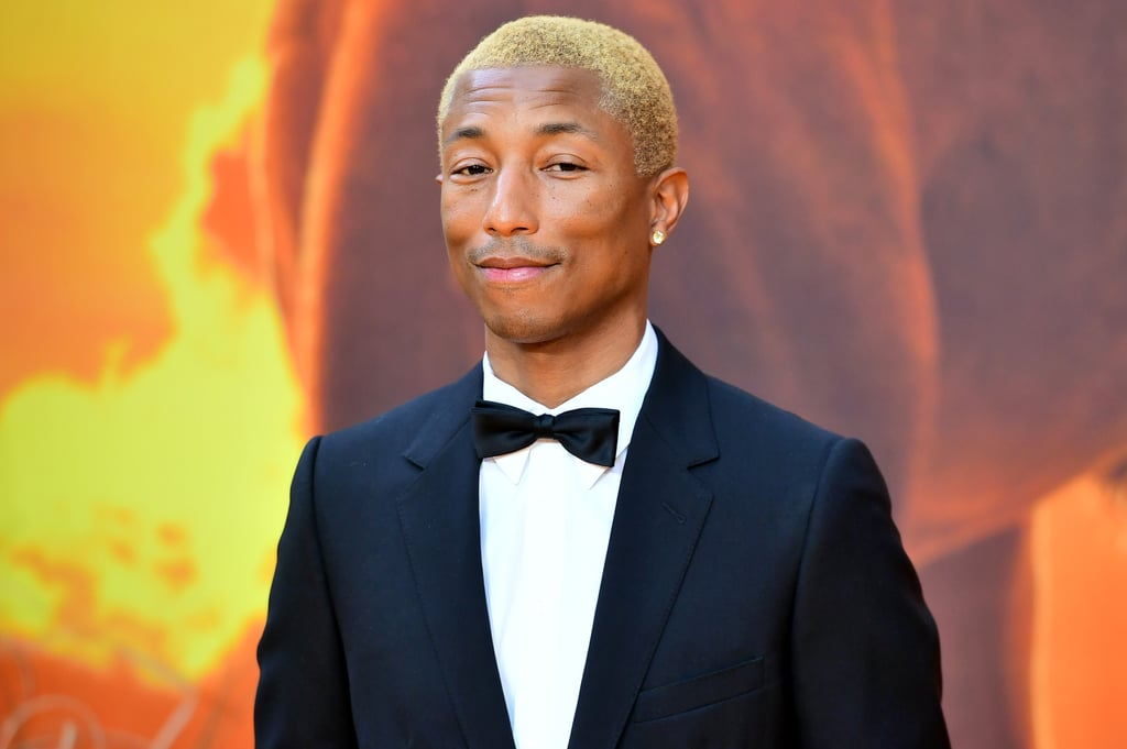 """Pharrell Williams sure wasn't going to be caught snubbing the Duke and Duchess of Sussex. At the star-studded Lion King premiere in London, the rapper and producer, who worked on several songs on the remake's soundtrack, briefly stopped to meet with Prince Harry and Meghan Markle. After receiving compliments from the royals about his outfit, Pharell proceeded to curtsy, hilariously pulling at his shorts in the process. Fortunately, the moment was captured on Instagram Stories by Harry and Meghan's official account. It was an eventful evening for the couple. Not only did it mark their first-ever movie premiere together, but they also met Beyoncé and JAY-Z for the first time. Beyoncé told Meghan, """"We love you guys."""" Adding, """"Your baby is so beautiful."""" Praise from Beyoncé and a curtsy from Pharrell? Not a bad night. Not a bad night at all.   Harry and Meghan meet @Pharrell - the prince admires his outfit and the musician does a little curtesy #LionKing2019 pic.twitter.com/Wv9sNToxDB— Rebecca English (@RE_DailyMail) July 14, 2019"""
