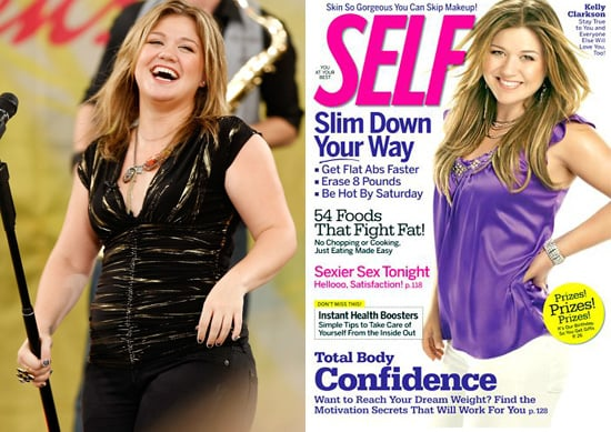 Editor of Self Magazine Defends Using Photoshop to Slim Down Models