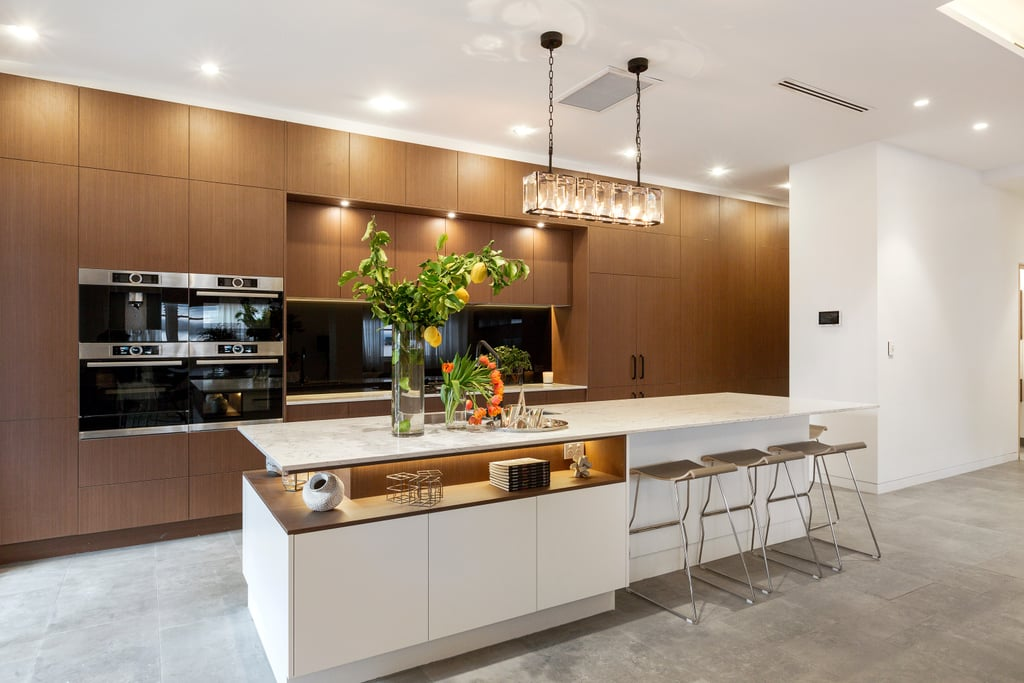 kitchen design contest 2016 the block 2016 kitchen reveal photos popsugar home australia 160