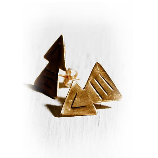 AK Vintage Incantations Earrings, $84