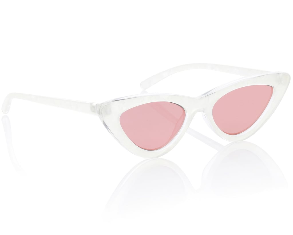 Le Specs X Adam Selman The Last Lolita Cat-Eye Sunglasses