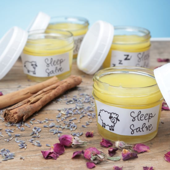 DIY Sleep Salve Mask