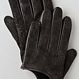 Juicy Couture Lace Printed Half Gloves ($75)