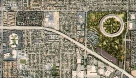 "Steve Jobs Wants to Build This Futuristic ""Spaceship"" Campus in Cupertino"