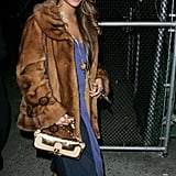 2005, New York Fashion Week