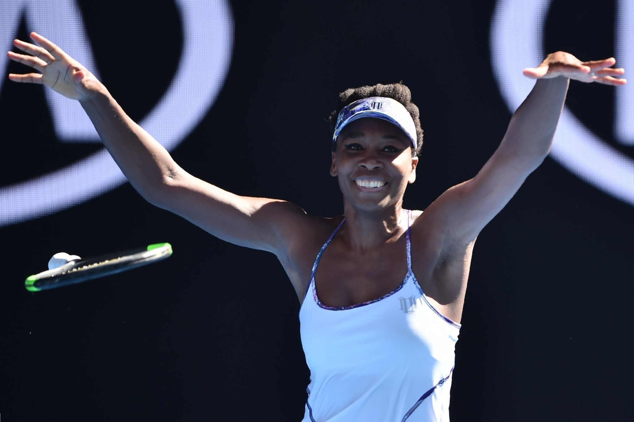 venus williams on being a strong woman