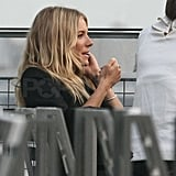 Sienna Parties it Up with Pals