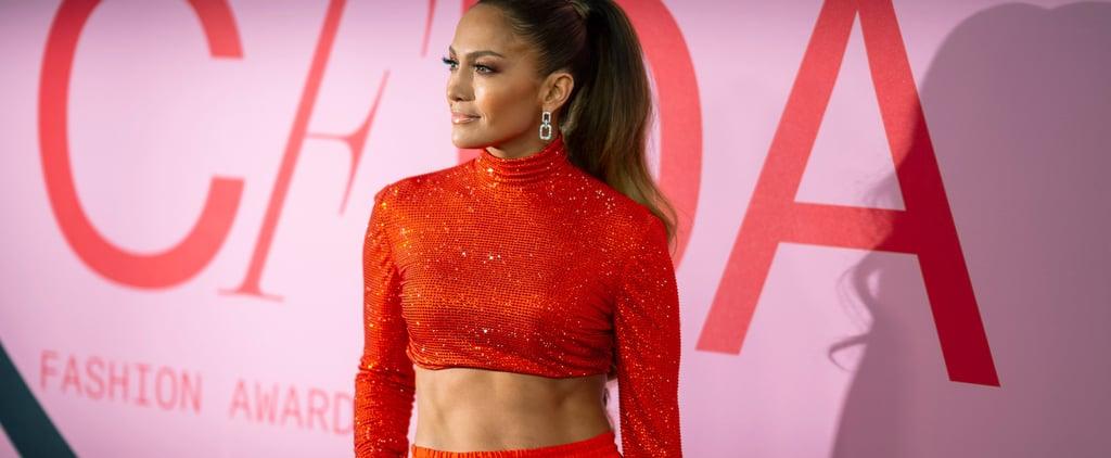 Watch Jennifer Lopez's Ab Workouts on Instagram