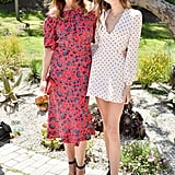 Cindy Crawford and Kaia Gerber Wearing Spring-Ready Dresses in 2017