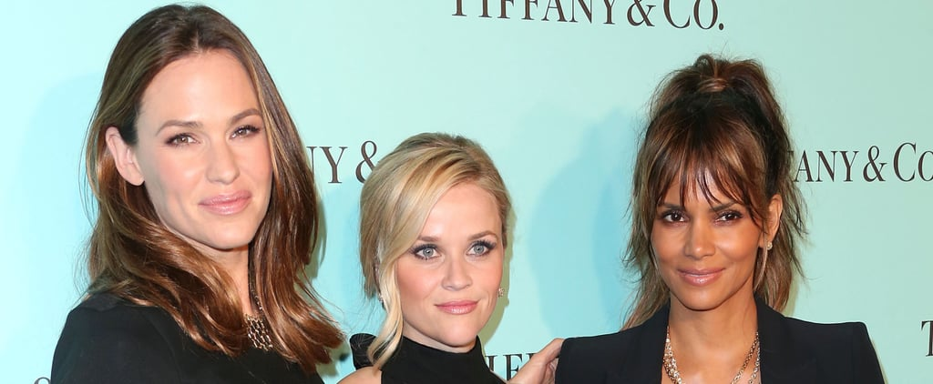 Jennifer Garner, Reese Witherspoon, and Halle Berry Outshine the Diamonds at a Tiffany's Event