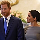 Meghan Markle's Grey Roland Mouret Dress