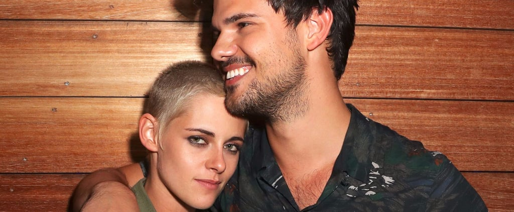 Kristen Stewart and Taylor Lautner in LA June 2017