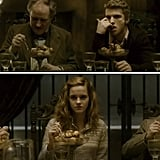 Cormac and Hermione