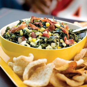 Bacon and Greens Salsa