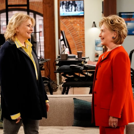 Hillary Clinton Cameo on Murphy Brown Reboot Premiere