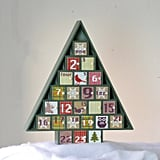Northlight Decorative Tree Shaped Advent Christmas Calendar